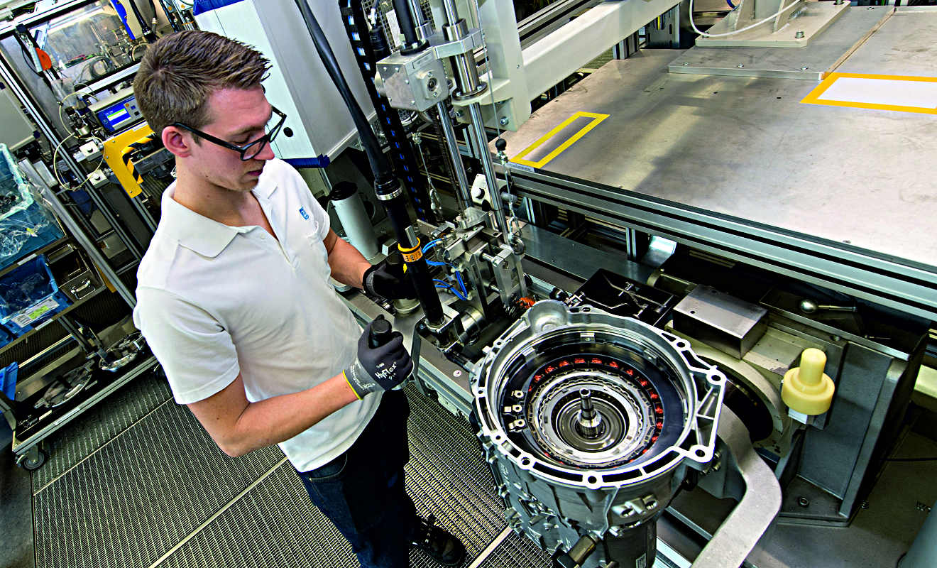 Mehr Strom im Getriebe: Bericht: ZF optimiert Achtgang-Automatik