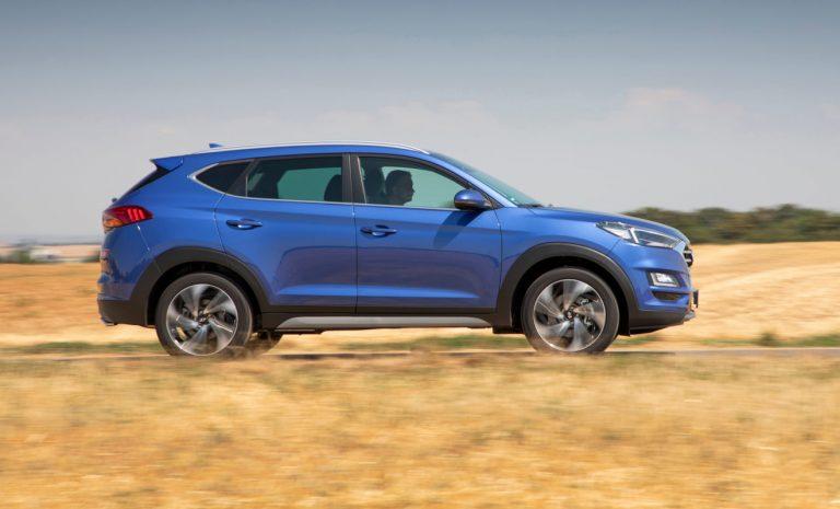 Hyundai Tucson 1.6 CRDi erhält Mildhybrid