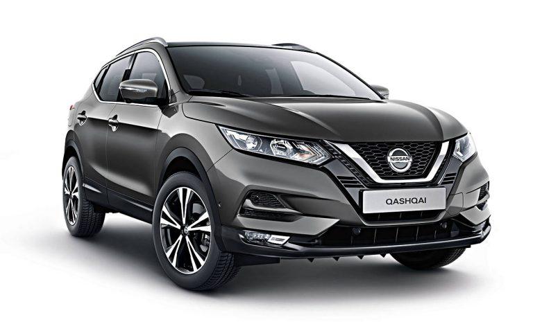 Nissan Qashqai als Sondermodell N-Way