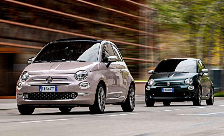 Fiat 500: Mit Sondermodellen Absatz machen