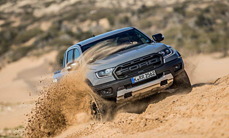 Ford Ranger Raptor: Ein robuster Kerl