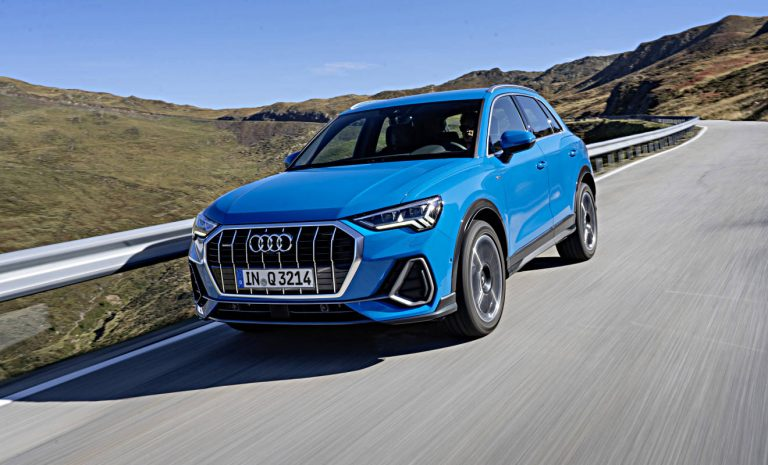 Audi legt beim Absatz um 4,5 Prozent zu