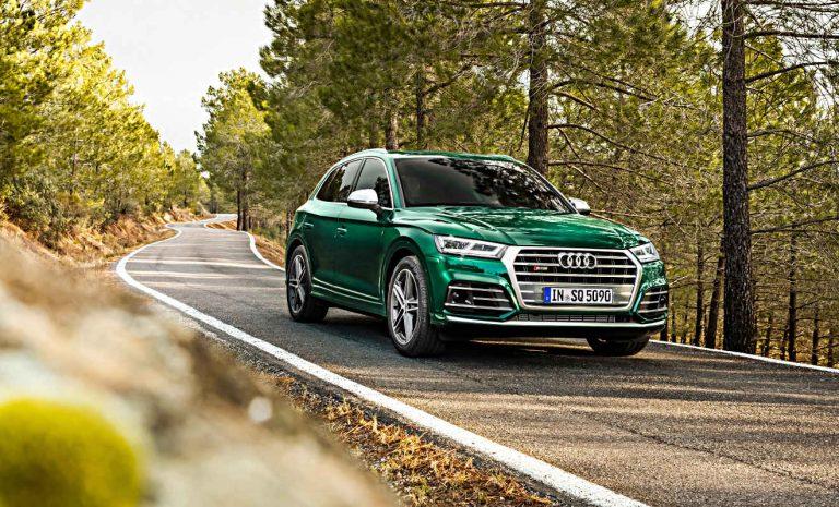 Audi SQ5: Mit der ganzen Kraft des Diesels