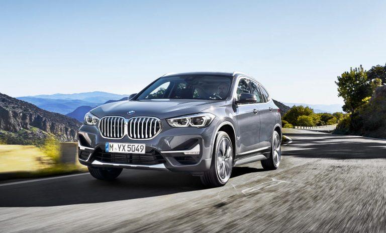 BMW X1: Bald auch mit Plug-in-Hybrid