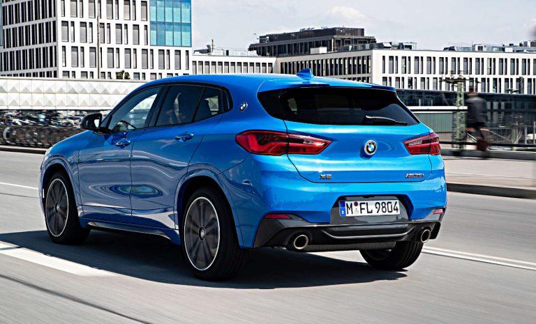 BMW X2: Als M35i mit stattlichen 306 PS