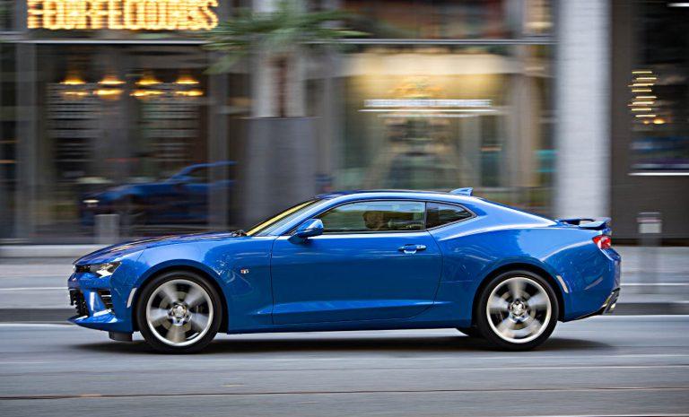 Chevrolet Camaro: Der Leidenschaft verpflichtet