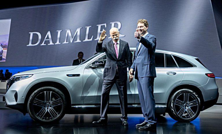 Daimler-Chef Zetsche: Alles steht auf dem Prüfstand