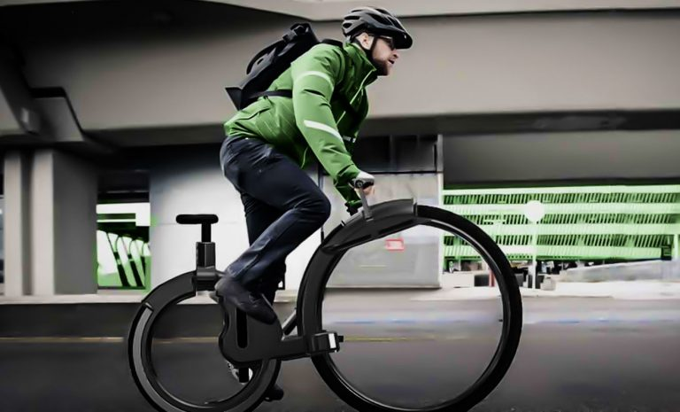 Cyclopic bringt faltbares Elektro-Bike
