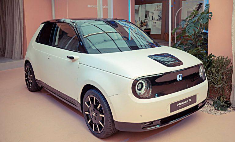 Honda: Auf dem Weg in die E-Mobilität