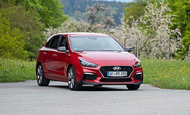 Hyundai i30 N-Line: Sportlicher Schick für kleines Geld