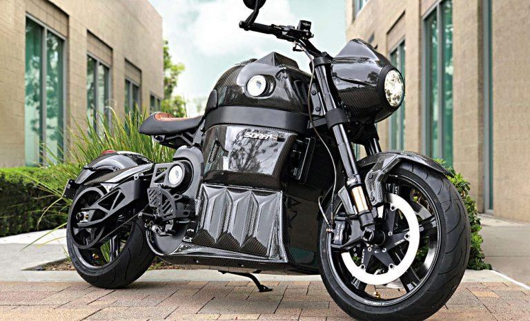 Elektromotorrad Lito Sora mit mehr Reichweite