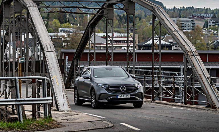 Mercedes EQC: Einstieg in den Ausstieg