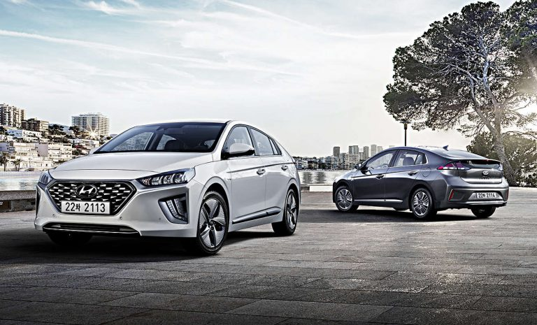 Überarbeiteter Hyundai Ioniq wird deutlich teurer