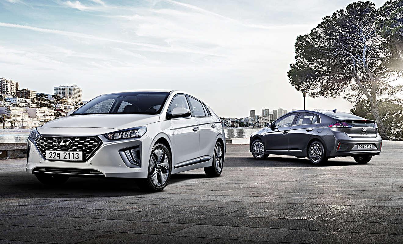 Hyundai frischt den Ioniq auf