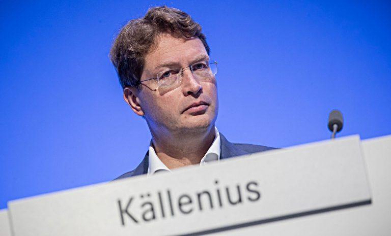 Källenius führt Daimler in das «Projekt Zukunft»