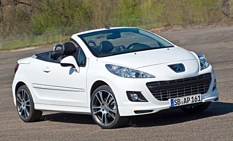 Peugeot 207 CC: Cabrio-Spaß mit Einschränkungen