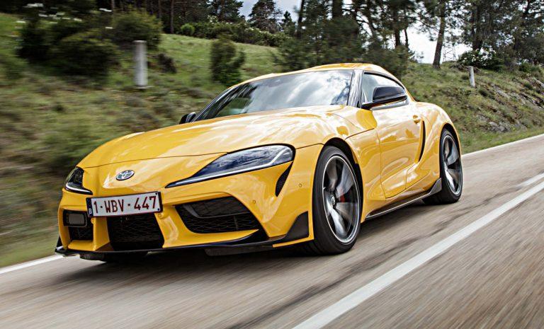 Toyota Supra: Neuauflage mit bayrischer Power