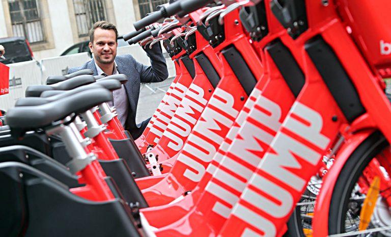 Uber steigt ins Geschäft mit Elektrofahrrädern ein