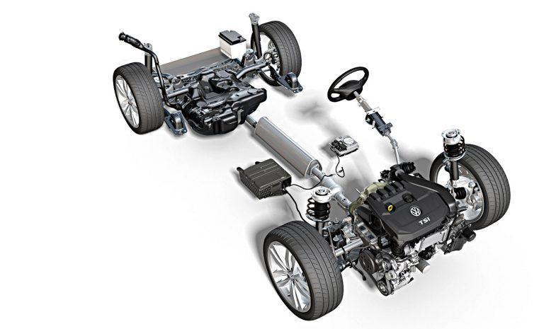 Neuer VW Golf erhält Mild-Hybrid
