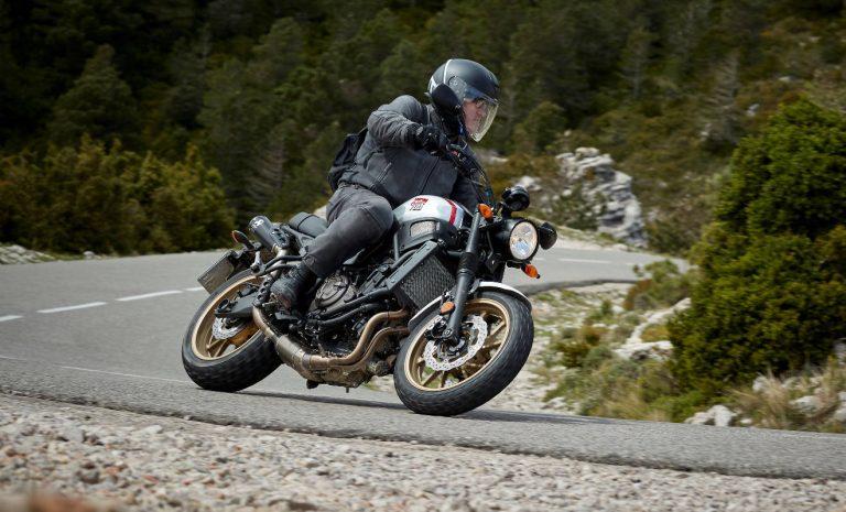 Yamaha XSR700 XTribute: Huldigung für die XT