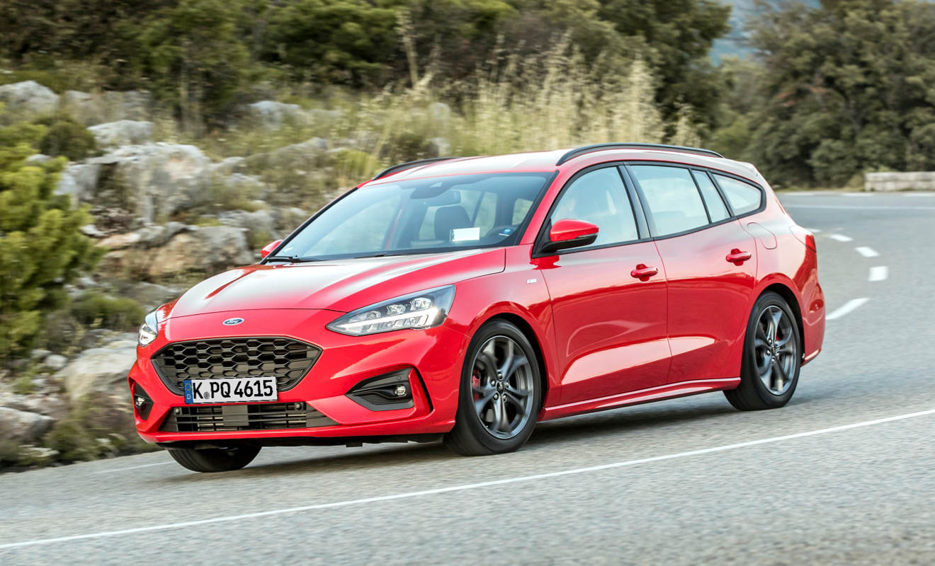 Ford Focus Tournament St Sportsman With Savings