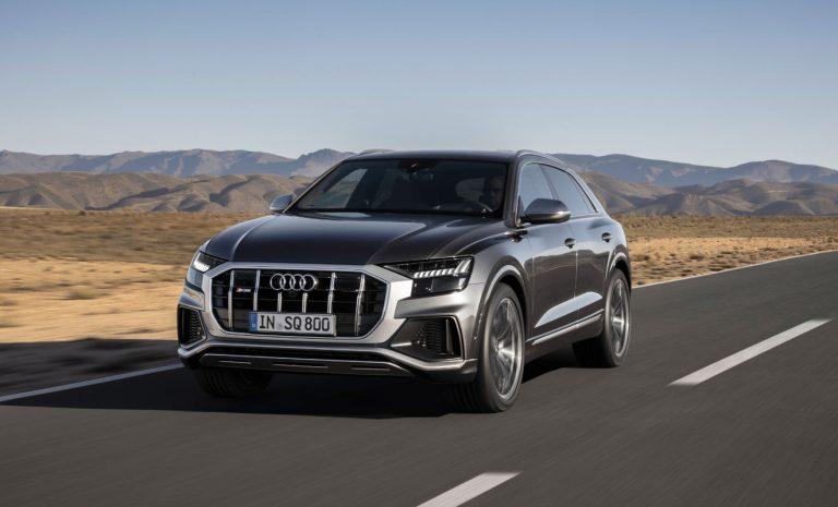 Audi SQ8 TDI: Oberklasse-SUV mit Diesel-Power