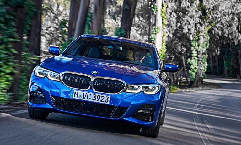 BMW 3er: Unterwegs an die Spitze