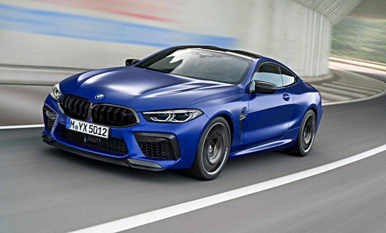 BMW M8 ist Krönung der Baureihe