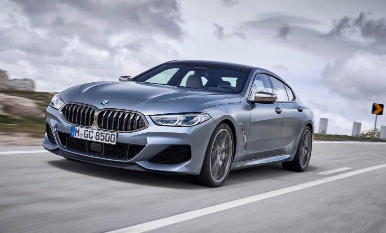 BMW 8er Gran Coupé: Ein Achter für die Familie