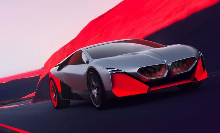 BMW Vision M Next: So sieht die Zukunft aus