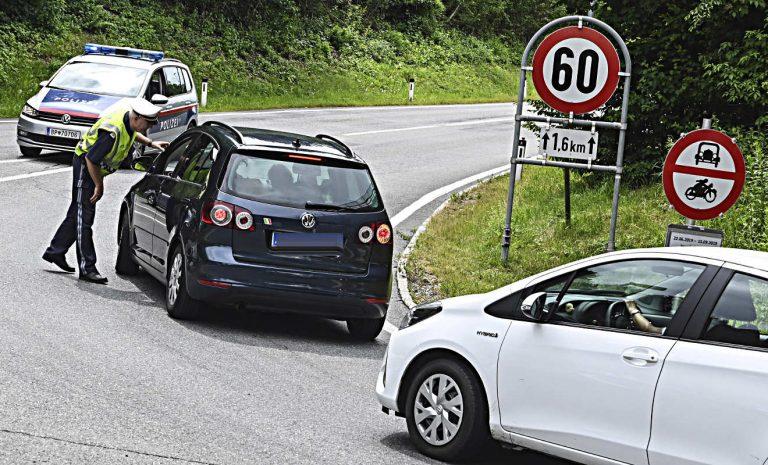Fahrverbote: Bund plant Klage gegen Österreich