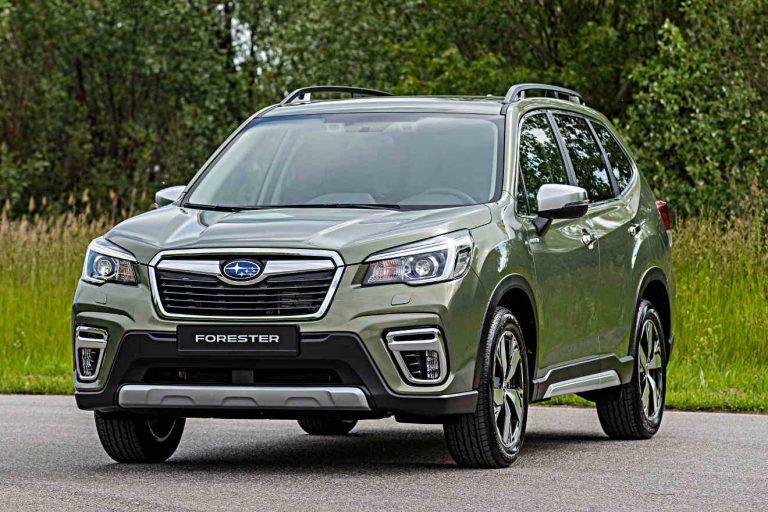 Subaru Forester: SUV mit Gesichtserkennung