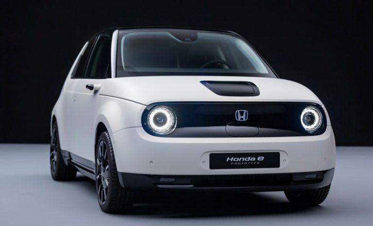 Honda e: Vorbote einer neuen Zeit