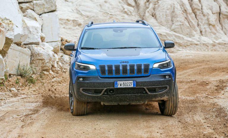 Jeep Cherokee: Mit einem Vierzylinder durchs Gelände