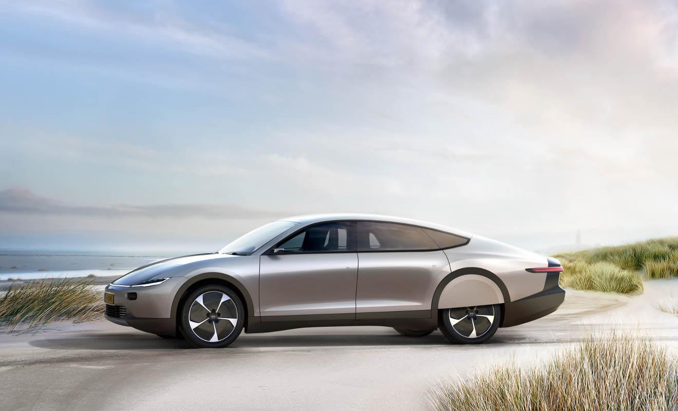Lightyear One: Elektroauto mit 725 Kilometer Reichweite