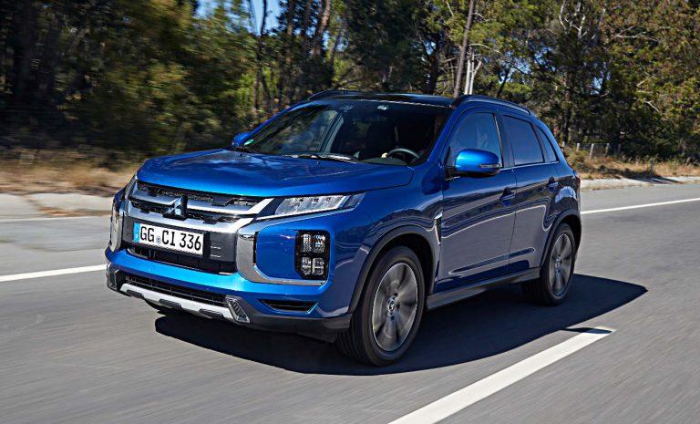 Mitsubishi ASX: Einstiegs-SUV mit starkem Auftritt