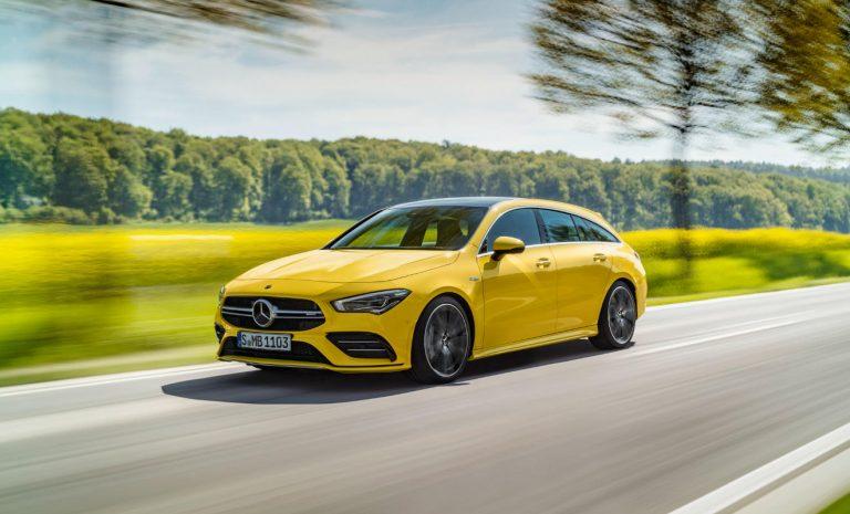 Mercedes-AMG CLA 35 4Matic: Kombi für Sportfans
