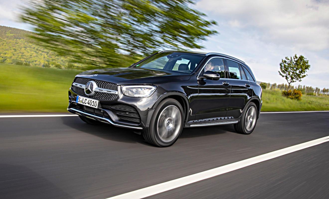 Mercedes Glc Ein Fast Makelloses Suv Autogazette De