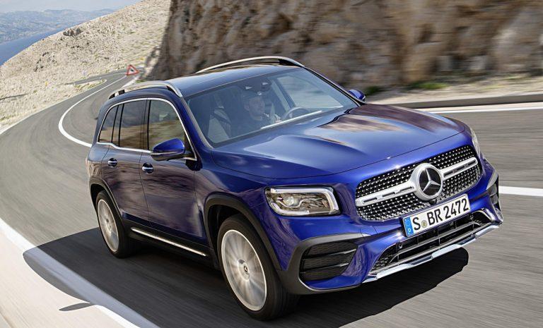 Mercedes GLB: Und noch ein SUV mit Stern