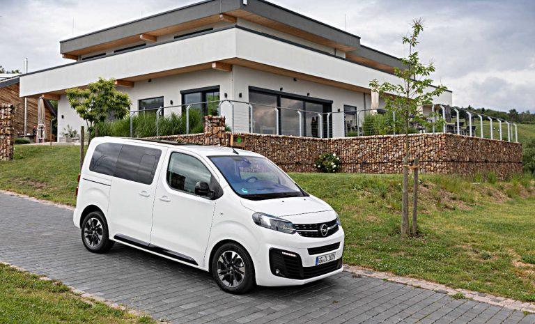 Opel Zafira Life: Ideal für die Großfamilie