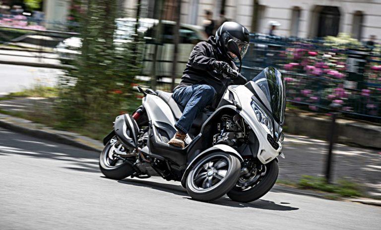 Scooter: Auf drei Rädern am Stau vorbei
