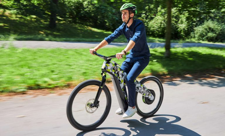 Skoda Klement: Das etwas andere E-Bike