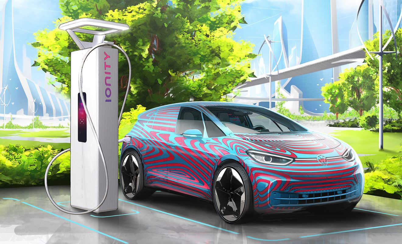 VW fordert mehr politisches Engagement für E-Mobilität