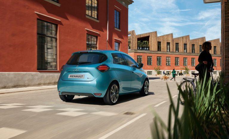 Renault Zoe setzt neue Bestmarke