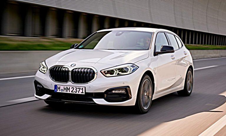 BMW 1er: Abschied vom Heckantrieb