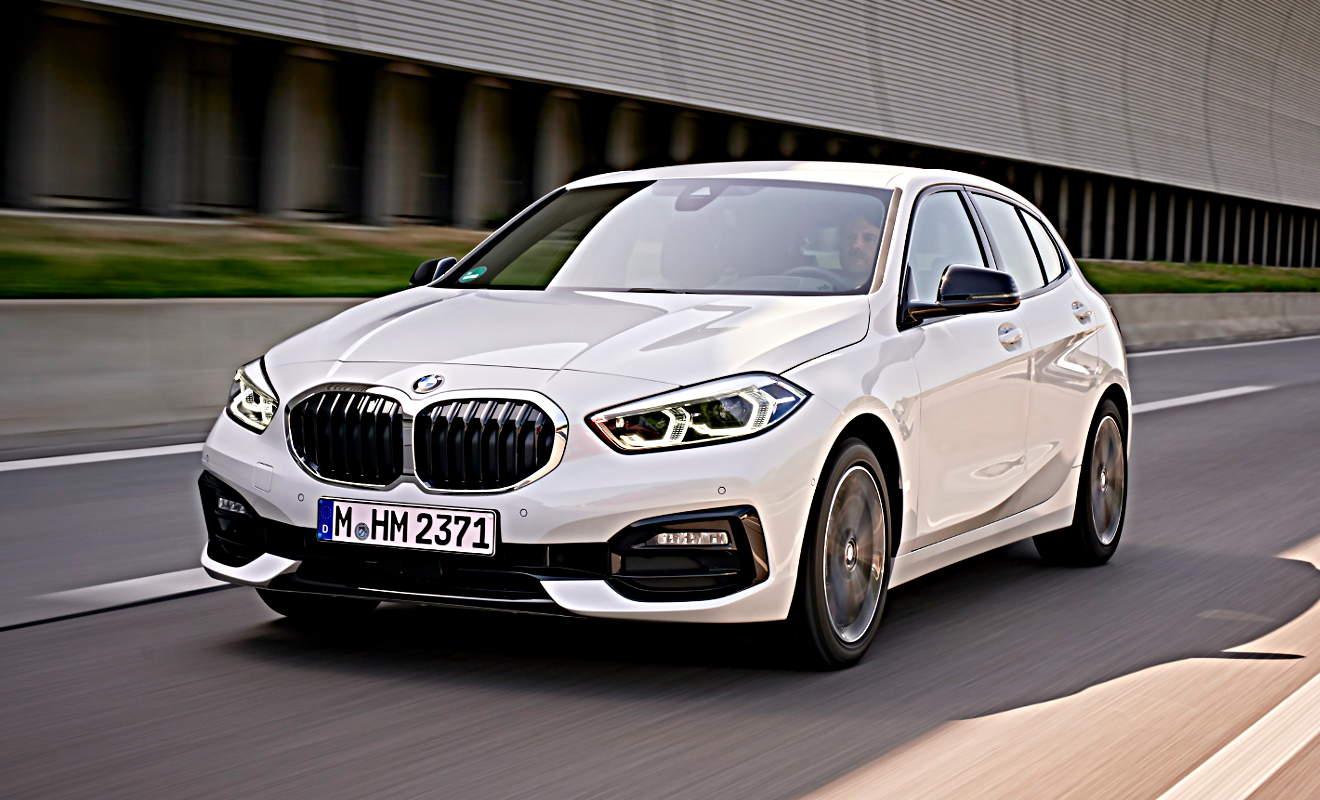 BMW 1er: Abschied vom Heckantrieb - Autogazette.de