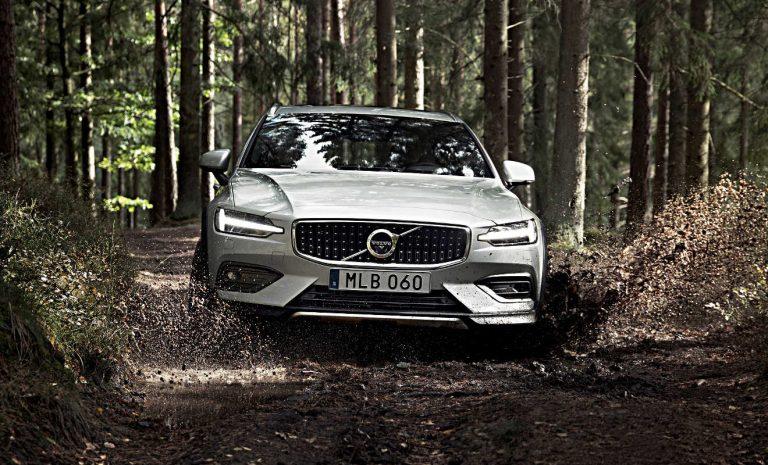 Volvo V60 Cross Country: Ein Hauch von Abenteuer