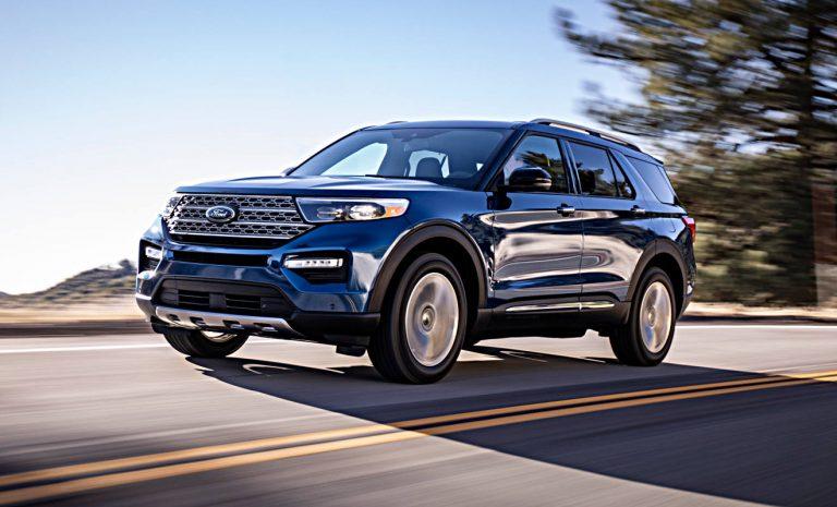Ford Explorer kostet als Plug-in-Hybrid 76.000 Euro