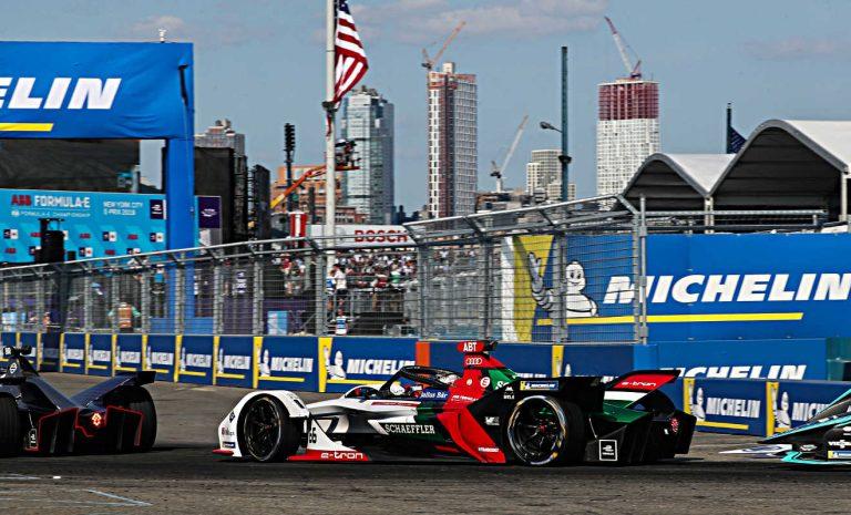 Formel E: Audi sichert sich Vizemeisterschaft