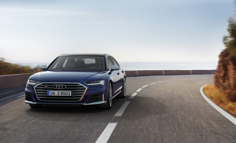 Audi S8: Flaggschiff mit Feigenblatt